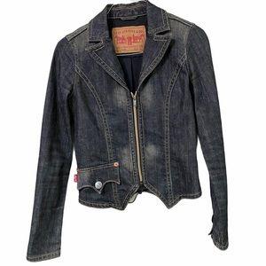Levi's Women's S Vintage Full Zip Jean Jacket